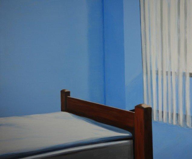 Maria Wandel: Hotel Room#8. Parks & Hotel Rooms. Foto: Maria Wandel