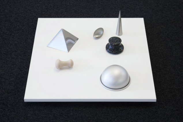 Pernille Kapper Williams: The Anatomy of Objects (Foodies' Toys), 2012, The Palace. (Pressefoto)