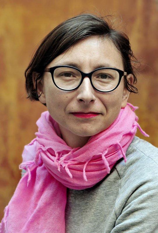 Sonia Dermience, kuratoren bag TRUST. (Pressefoto)