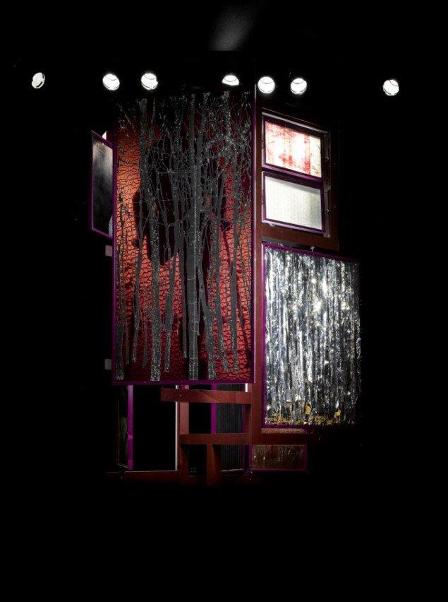 (Kirstine Roepstorff: Stille Teater (2008)/pressefoto/Galleri Christina Wilson)