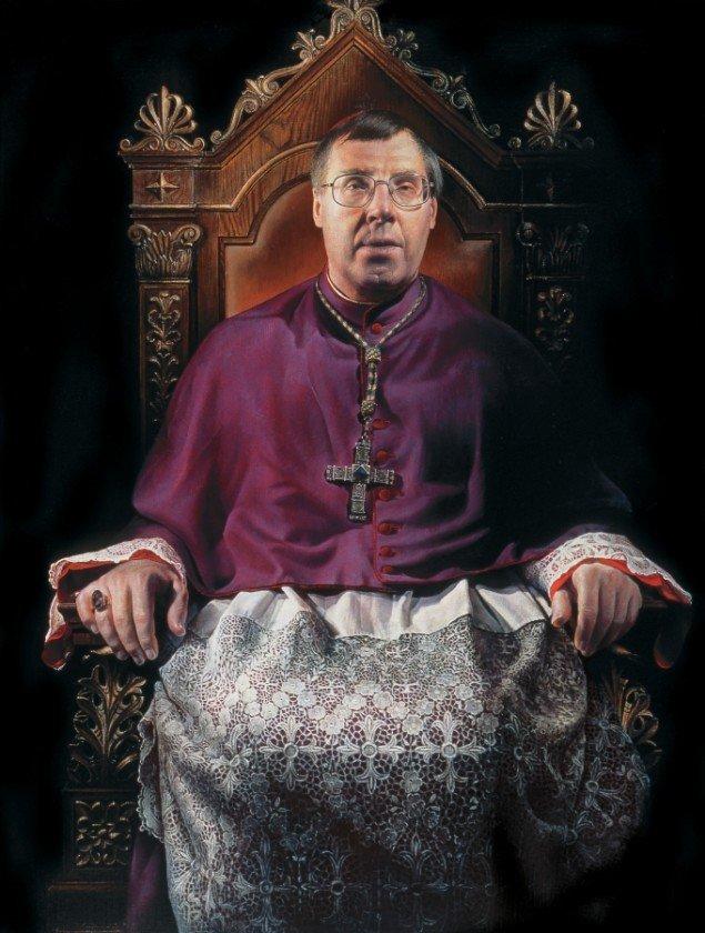 Thomas Kluge: Biskop Kozon. Pressefoto