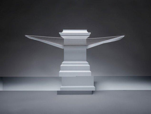 Antony Gormley: One and Other, Fourth Plinth, 2007. Pressefoto