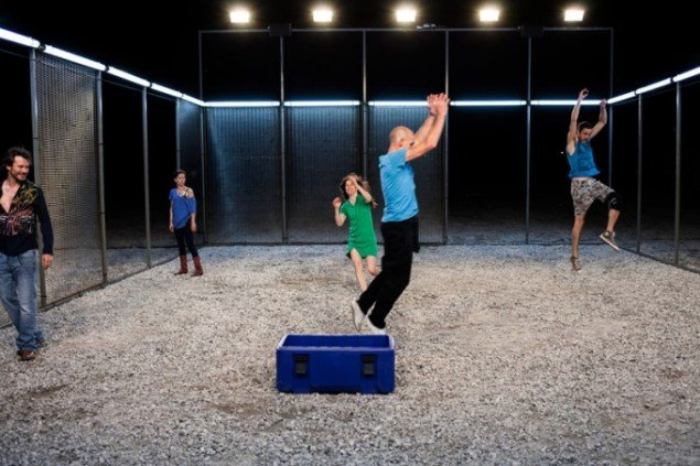 Playground af Groupenfonction. (Foto: Maja Nydal Eriksen)