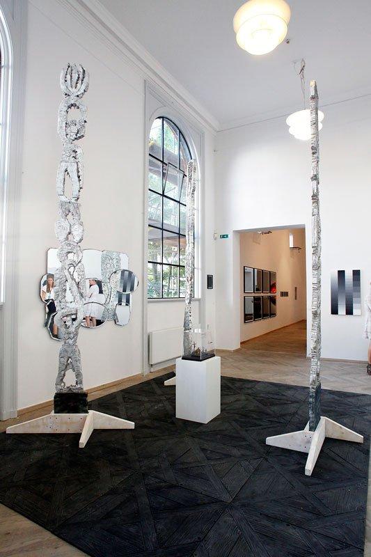 David Risley Gallery. (Foto: Carsten Nordholt)