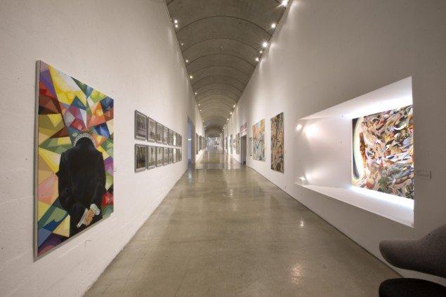 Martin Bigum: Min egen Kunst. Udstillingsview. Foto: Nils Rosenvold.