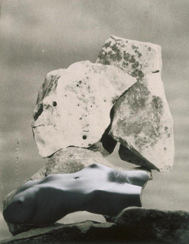 Klippestykker fra Dalmatien, Raoul Ubac, 1932, Foto: Øystein Thorvaldsen