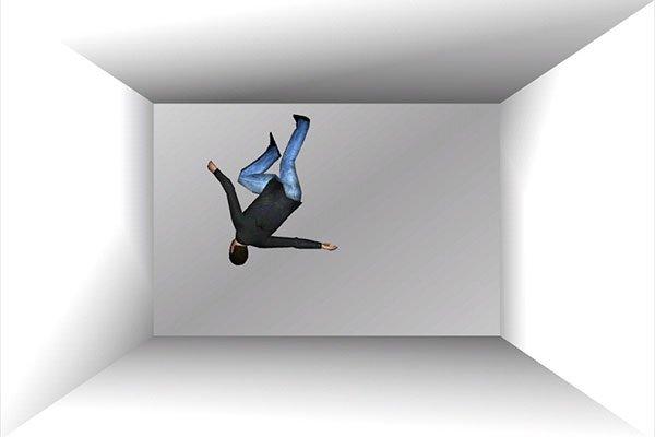 Jacob Tækker: Man in a Box, 2012