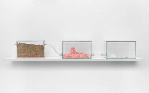 Formic: Installationsview fra Harmolypia (Pnyx), Sian Kristoffersen. (courtesy: David Stjernholm)