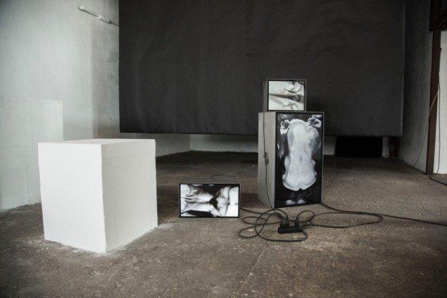 Katja Bjørn. Installationsview. Foto: Ole B. Petersen