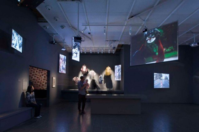 Yayoi Kusama I uendeligheden Installation shot Credit: Louisiana Museum of Modern Art Foto: Poul Buchard