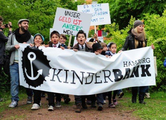 Forschungstheater: Børnebanken, (Foto: Margaux Weiß)