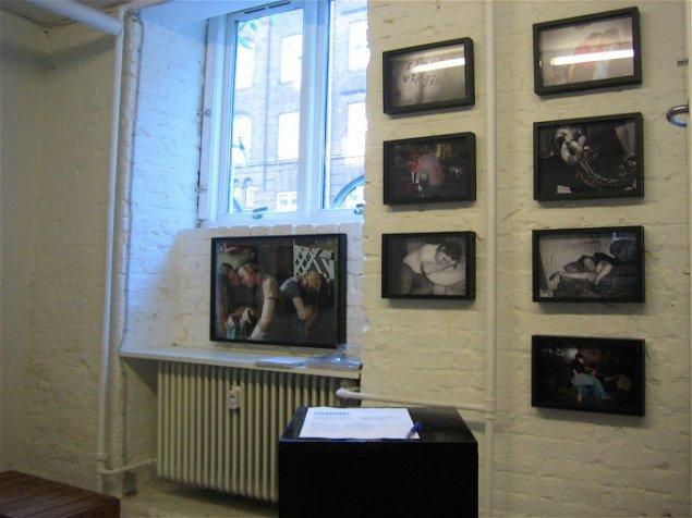 Installationsview. Foto: Sara Thetmark