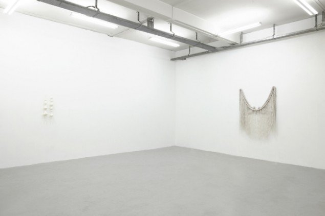 Installationsview fra udstillingen Queen of Spades, 2014. Foto: David Stjernholm