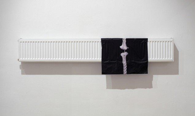 Nina Beier: The Demonstrators (Broken Rope), 2011. Foto: Anders Sune Berg
