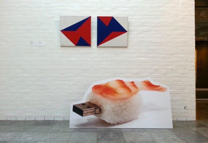 Kasper Hesselbjerg: Shrimp Usb Stick (32 GB). Foto: Ole Bak Jakobsen