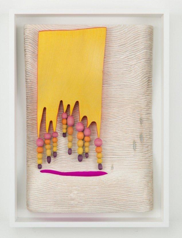 Yellow Imparting Glint, Purple Carvern, 2015. Foto: Malle Madsen