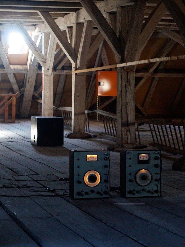 Grönlund-Nisunen (FI), Copenhagen Beat Frequency, 2015. (Foto: Line Møller Lauritsen)