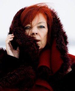 Kirsten Dehlholm. Foto: Ditte Valente