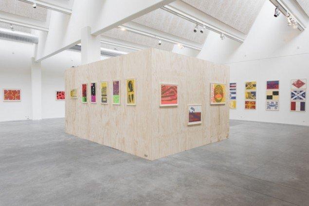 Udstillingsview Corita Kent: Rules of Engagement. Foto: Vejle Kunstmuseum.