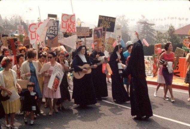 Corita Kent, Marys Day, 1964. Pressefoto