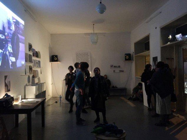One's Own Room på NECTAR af Franziska Koch/Romy Rüegger/Wim Koch. (Foto: Amalie Kristine Frederiksen)