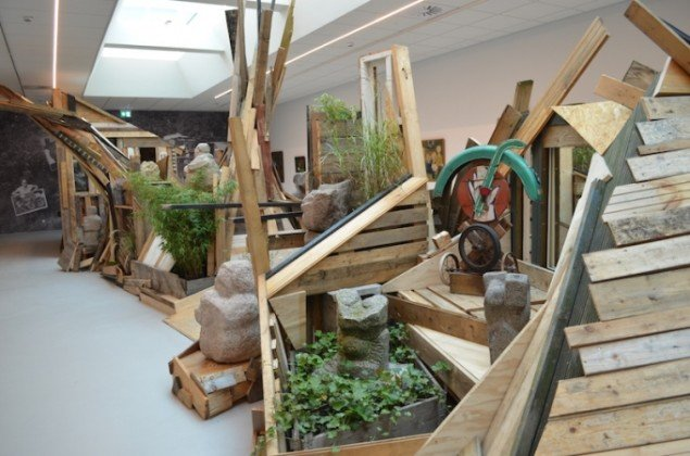 Heerups Have, Carl-Henning Pedersen & Else Alfelts Museum. Foto: CHPEA