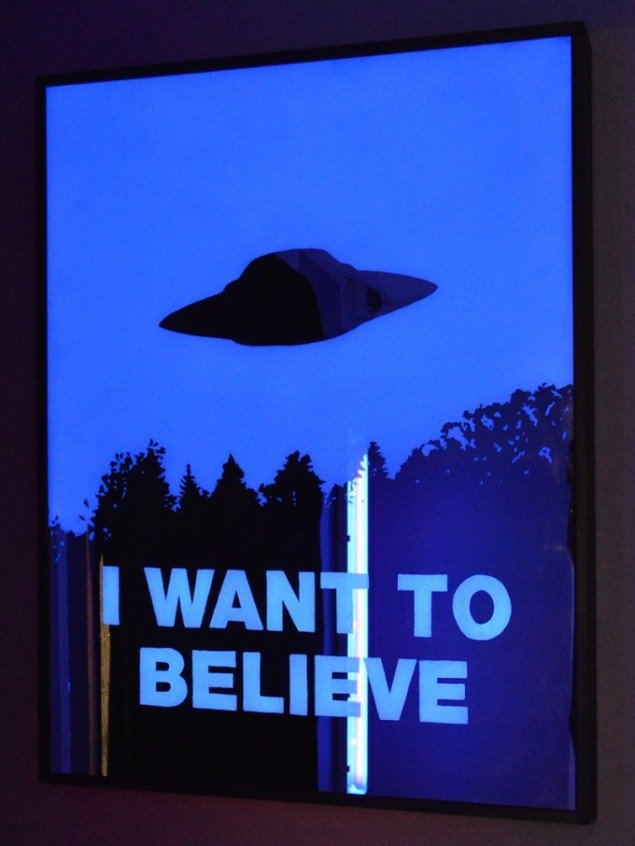 I want to believe, 2015. Foto: Søren Hüttel