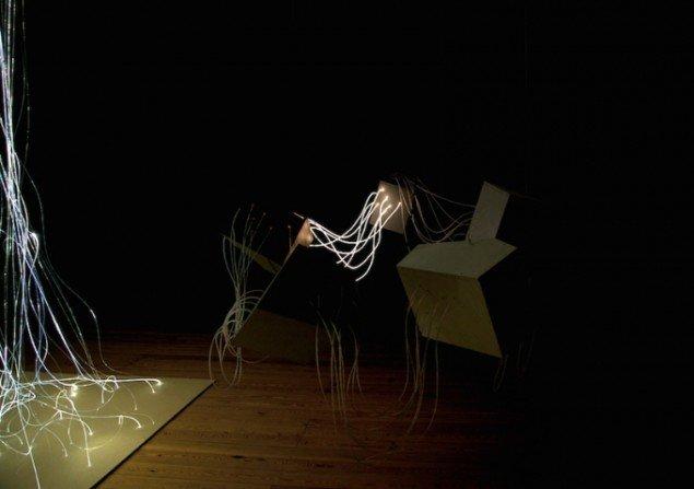 Steffen Tast: Nervecelle og Brainstorm, 2015. Foto: Else Ploug Isaksen
