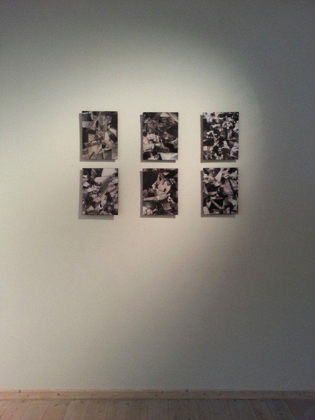 Louisa Marajo: Impossible Spaces. Foto: Ole Bak Jakobsen
