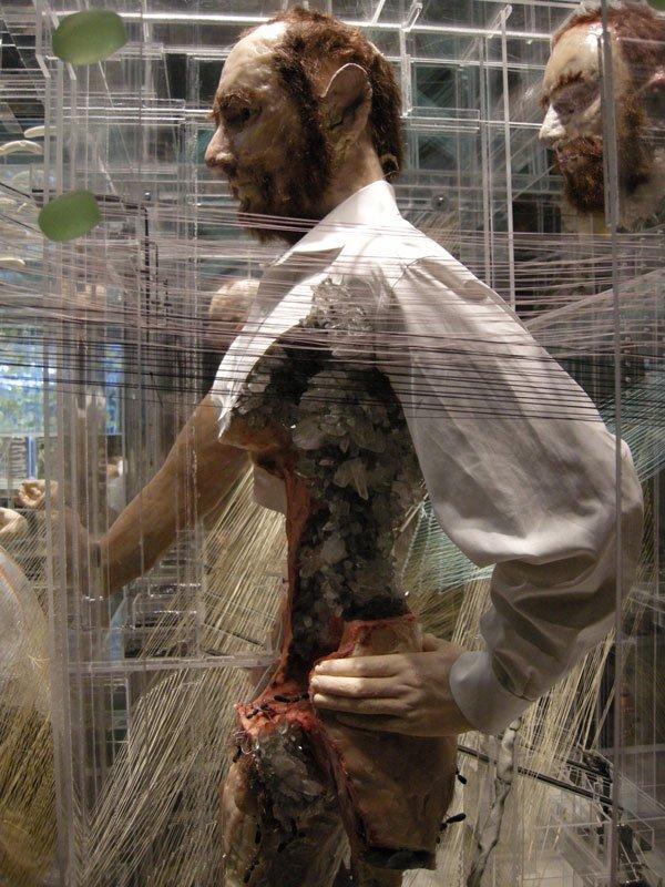 David Altmejd: The Flux and The Puddle, 2014. (Foto: Matthias Hvass Borello)