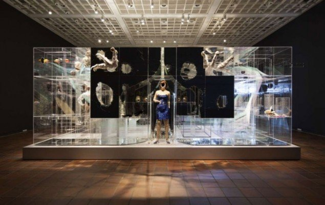 David Altmejd: The Flux and The Puddle, 2014. (Foto: Poul Buchard / Brøndum & Co, Louisiana Museum of Modern Art)