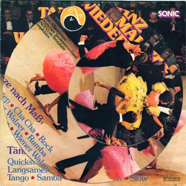 Tanz Mal Wieder Cover. Foto: Vinyl-Terror & -Horror