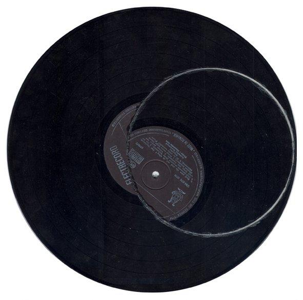 Vinyl-cut. Foto: Vinyl-Terror & -Horror