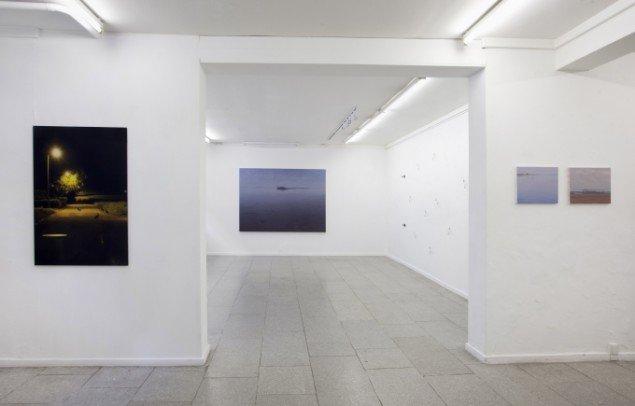 Installationsview: Optical Memory. Foto: Erling Lykke Jeppesen