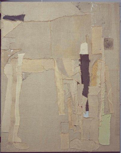 Billede af værket Uden titel fra 2011, som vi bragte i forbindelse med omtale af udstillingen Lögner om måleri på Moderna Museet i Malmø. © Sergej Jensen. Foto: Moderna Museet/Prallan Allsten