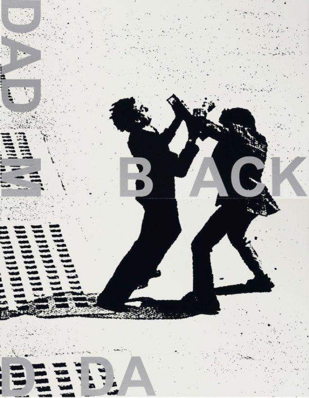 Adam Pendleton: Black Dada, 2008