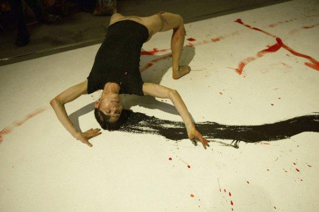 Never Mind Pollock. Solo. Foto: Andreas Rosforth