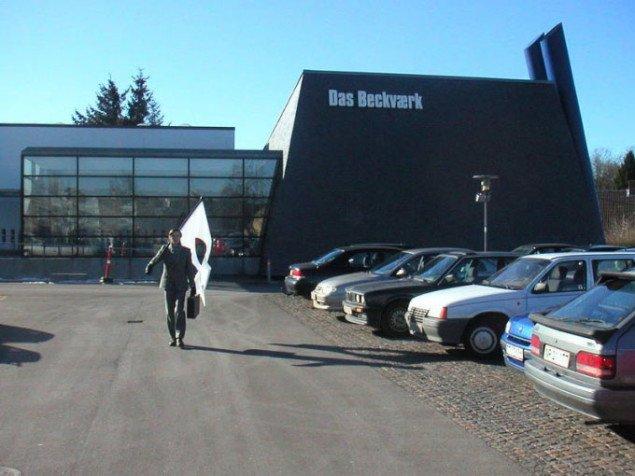 Beckwerk foran Das Beckwærk. Foto:  Pernille Rom Bruun