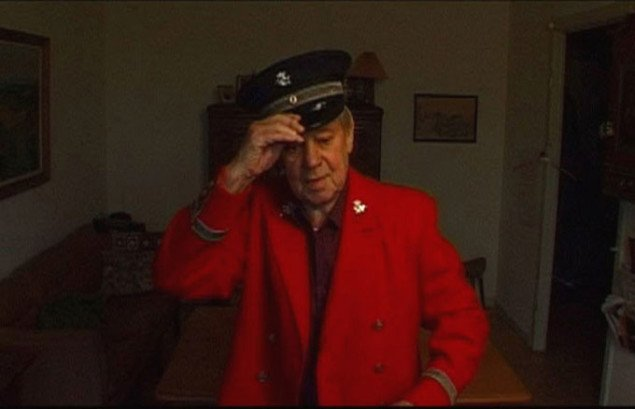 Vladimir Tomic: The Mailman (2004), videostill.