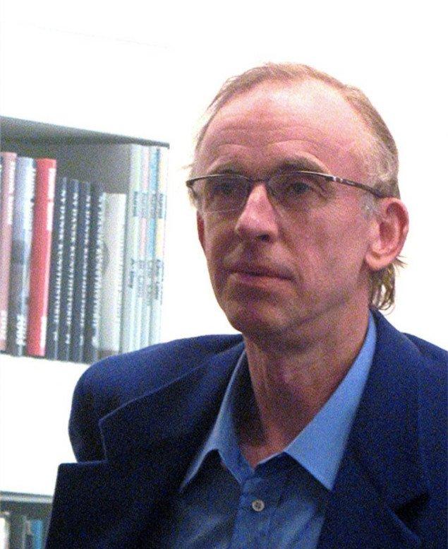 Heinz-Hermann Jurczek. Foto: Lars Svanholm