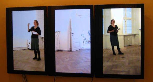 Mirror-Zone-Site af Karin Søndergaard og Kjell Yngve Petersen. Foto: Lise Bogh Sørensen