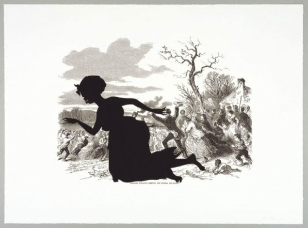 Harper's pictorial history of the civil war, litografi og silketryk på papir. Pressefoto.