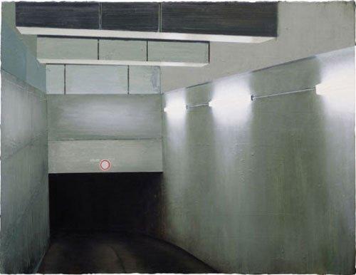 Asmund Havsteen-Mikkelsen, 'Entrance'. Pressefoto.