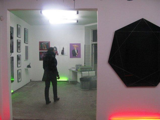 Installationsview. Foto: WAS