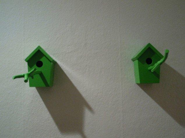 Installationsdetalje. Foto: Marie Norman Nyeng
