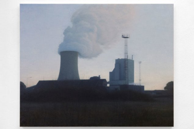 Ulrik Møller: Kraftwerk, 2008. Foto: Anders Sune Berg/Galleri Christina Wilson.