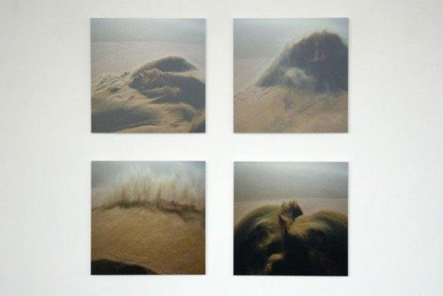 'Nakers' Det syngende sand i Oman fanget med Jacob Kirkegaards kameralinse (pressefoto/Helene Nyborg Contemporary)