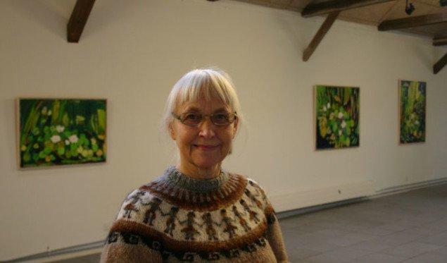Ingrid Kathrine Villesen. Foto: Bente Jensen.
