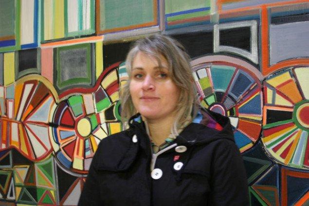 Anna Sørensen. Foto: Bente Jensen.