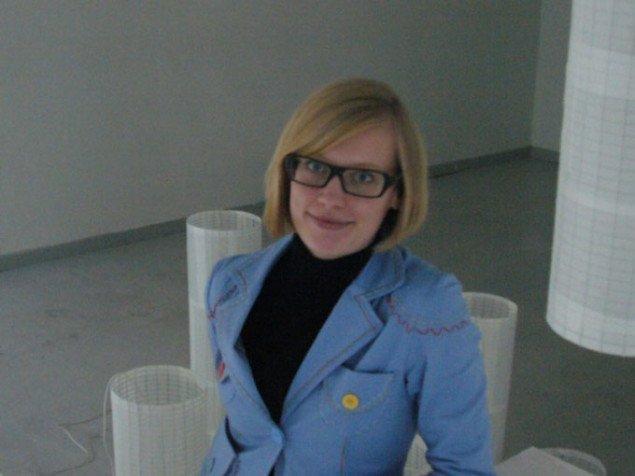 Kristina Valberg. Foto: Jan Samuelsen.